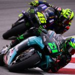 Rossi jugará con ventaja en Petronas frente a Morbidelli