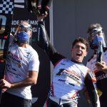 Agónico título para Arenas en la victoria de Fernández