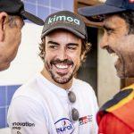 """Al Attiyah: """"Fernando Alonso puede ganar el Dakar"""""""