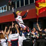 Arenas celebrará el título a lomos de la Moto2 en Portimao
