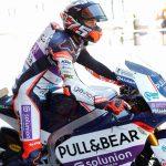 Arenas debuta con la Moto2