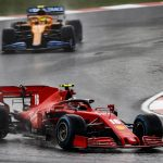 Carlos Sainz no debutará con Ferrari en el test de Abu Dhabi