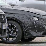 El futuro Peugeot 308 empieza a mostrar detalles