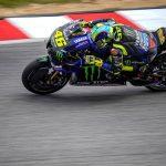 El 'motorhome' de Rossi ya está camino de Valencia