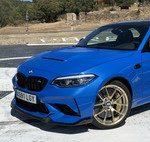 El nuevo BMW M5 CS todavía no ha sido confirmado por la marca que en este vídeo ya rueda a fuego en Hockenheim
