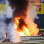Resumen carrera GP de Bahréin: Grosjean vuelve a nacer