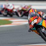 Resumen carrera Moto3 GP de Europa: Fernández se estrena