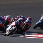Resumen carrera Moto3 GP de Portgual: Arenas campeón