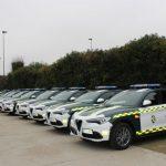 Así son los nuevos coches patrulla de la Guardia Civil: SUV, 200 CV y tracción integral