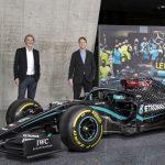 Daimler vende parcialmente Mercedes F1 a Ineos y Wolff