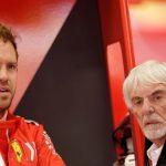 Ecclestone sabe cuál es el problema de Ferrari