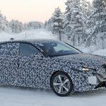 Peugeot 308 2021. Empieza sus pruebas invernales