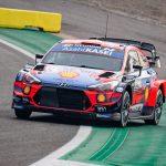 Sordo sigue en racha y es segundo en Monza