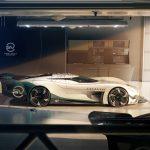 Vision Gran Turismo SV, el bólido 100% eléctrico de Jaguar