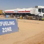Agua en la gasolina por un problema de abastecimiento