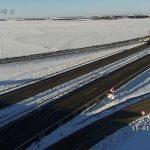 Borrasca Filomena. La Guardia Civil y la DGT explican cómo conducir con placas de hielo