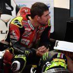 Crutchlow llama robots al resto de los pilotos de MotoGP