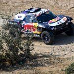 Dakar 2021: resultados de la Etapa 1 de coches y motos