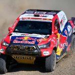 Dakar 2021: resultados de la Etapa 2 de coches y motos