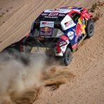 Dakar 2021: resultados de la Etapa 3 de coches y motos