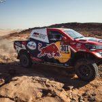 Dakar 2021: resultados de la Etapa 4 de coches y motos