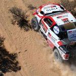 Dakar 2021: resultados de la Etapa 5 de coches y motos