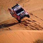 Etapa 8 del Rally Dakar 2021: clasificación, resultados, posiciones y resumen