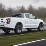 Ford Ranger MS-RT: M-Sport le da un toque deportivo al pick up del óvalo azul