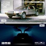 Italdesign nos anuncia algo muy especial: ¿un nuevo DeLorean?
