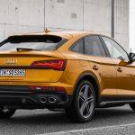 Llega el Audi SQ5 Sportback con el mejorado motor diésel