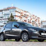 Prueba Mazda2 Signature 1.5 SKYACTIV-G 90 CV M Hybrid 2021: la referencia en consumo y conducción