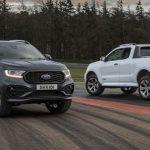 Ranger MS-RT: la pick-up de Ford saca su lado más deportivo