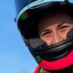 Ana Carrasco vuelve a pilotar cinco meses después