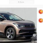 Así es el Volkswagen ID 6: de momento para China
