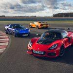 Así son los Lotus Elise y Exige Final Edition: el punto final