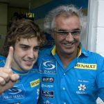 Briatore revela algunos secretos del accidente de Alonso