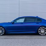 Este BMW 745Le xDrive se ríe hasta del mismísimo BMW M3 Competition 2021