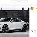 ¡Filtrado! Así es el nuevo Audi e-tron GT…