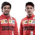La consigna de Ferrari ante el duelo entre Sainz y Leclerc
