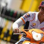 Marc Márquez puso su sueldo a disposición de Honda en 2020