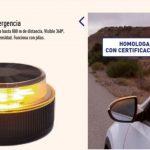 ALDI pone a la venta su señal luminosa de emergencia V-16: la más barata del mercado