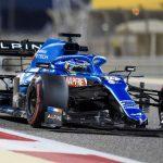 Alonso impresiona a Alpine