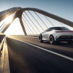 Así es el Lexus LF-Z Electrified: un concept que nos adelanta el futuro de la marca