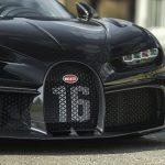 Bugatti ya ha ensamblado 300 unidades del Chiron de las 500 programadas