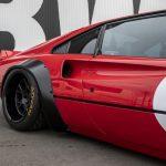 ¿Dejarías un Ferrari clásico en manos de Liberty Walk? Ojito al resultado en este 308 GTB