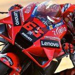 """Ducati """"da miedo"""": la GP21 alcanza los 345 km/h"""