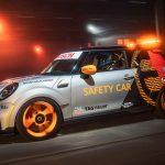 Este será el nuevo Safety Car de la Fórmula E de la FIA: Un MINI eléctrico inspirado en un JCW