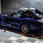 Hurtan Grand Albaycín Bespoke Targa: un Mazda MX-5 RF a la española