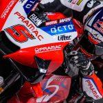 La Ducati da miedo: ¡Zarco alcanza los 362 km/h!