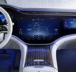 Mercedes-Benz desvela la brutal autonomía del EQS... aunque se queda por debajo del Tesla Model S Plaid y el Lucid Air